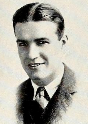 Don Karnes - Karnes pictured in The Index 1926, Illinois State yearbook