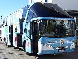 TSV 1860 München Mannschaftsbus 2010.JPG