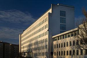 Turku University Hospital - A-part of TYKS