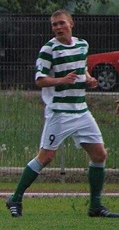 Joonas Tamm Estonian footballer