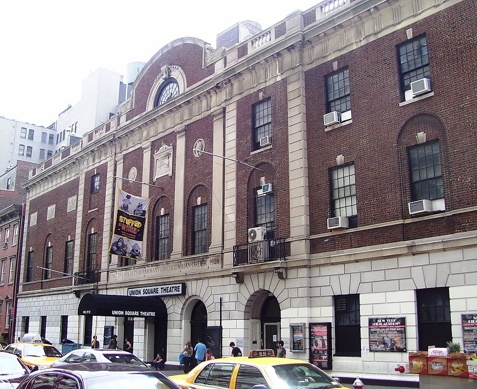 Tammany Hall 17th Street