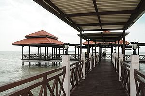 Tanjung Piai - Tanjung Piai Jetty