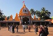 Tarni temple Gate view