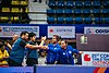 Team India at the 2019 Commonwealth Table Tennis championships.jpg