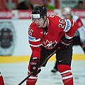 Teddy Purcell - Switzerland vs. Canada, 29th April 2012.jpg