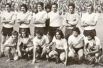 Club Atlético Temperley - The 1974 team that won the first championship promoting to Primera División.