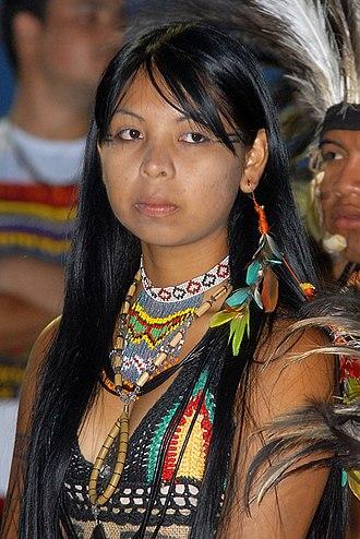 Terena people - Image: Terena 006