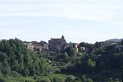 Panorama of Terricciola