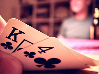 Perfect information - Texas hold'em is a game of imperfect information, as players do not know the private cards of their opponents
