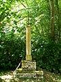 Théméricourt (95), croix des Ruelles, au carrefour au sud-est du village.jpg