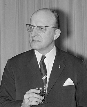 Théo Lefèvre - Théo Lefèvre in 1964