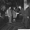 Thailands vorstenpaar ontvangt bestuur van de NIBEG op Paleis Huis ten Bosch, Bestanddeelnr 911-7202.jpg