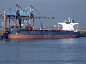 Thalassini Niki - IMO 9314129 - Callsign C4DS2 p1, Port of Rotterdam, Holland 19-Jul-2007.jpg