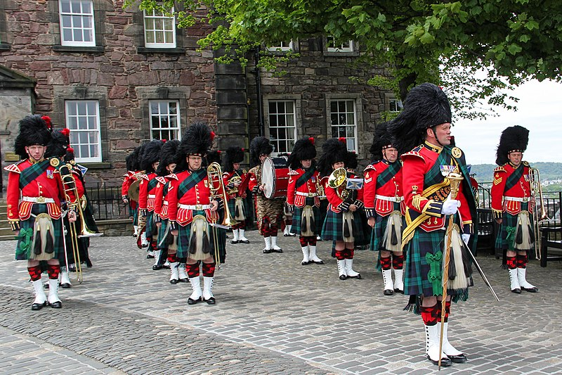 File:The Band of The Royal Regiment of Scotland.jpg