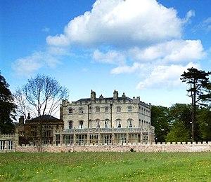 Rowland Burdon (died 1838) - Burdon's seat in County Durham: the Castle, Castle Eden