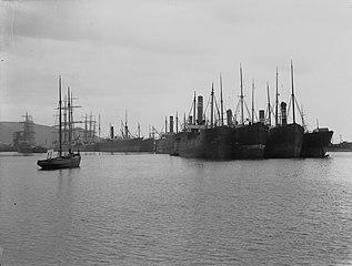 The Docks, Port Talbot