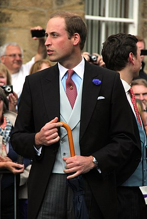 St Salvator's Hall - Prince William, Duke of Cambridge