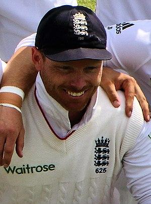 Ian Bell - Bell in August 2005