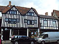 The Golden Bee, Sheep Street, Stratford-upon-Avon - DSC09014.JPG