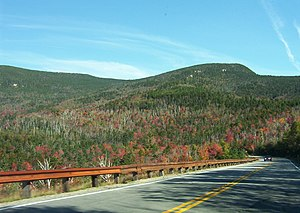 New Hampshire Route 112 - Image: The Kancamagus Highway, New Hampshire Route 112