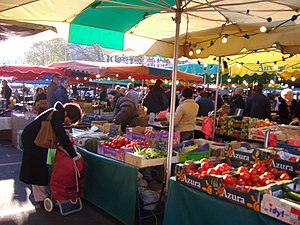Saint-Quentin, Aisne - The Market
