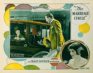 <i>The Marriage Circle</i> 1924 film