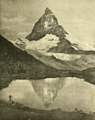 The Matterhorn (The Works of J. W. von Goethe, Volume 12).png
