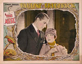 <i>The Nest</i> (1927 film) 1927 film by William Nigh
