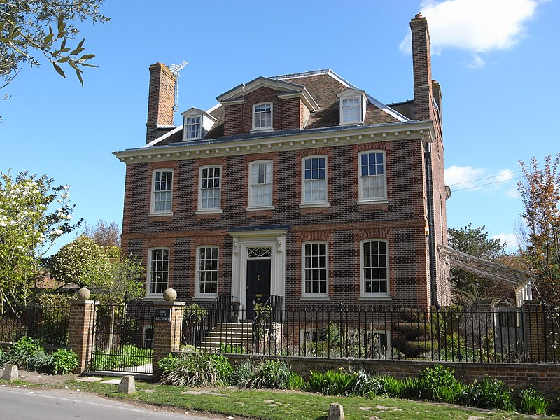 Old Rectory House Redditch How Many Rooms