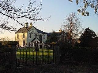 Cliburn, Cumbria farm village in the United Kingdom