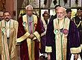 The Prime Minister, Shri Narendra Modi at the 5th Convocation of Shri Mata Vaishno Devi University, at Katra, in Jammu and Kashmir.jpg