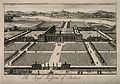 The Royal Hospital, Chelsea; aerial view of the building and Wellcome V0012898.jpg