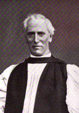 John Percival (bishop) - Image: The Rt. Rev. John Percival