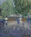 The Swan Boats by George Luks.jpg