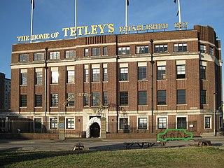 The Tetley (Leeds) pub in Leeds, UK