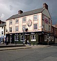 The Three Cranes Hotel, Humberstone Gate - geograph.org.uk - 740228.jpg