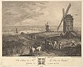The Three Windmills (Les Trois Moulins) after a painting in the collection of the Duc de Praslin MET DP825805.jpg