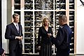 The USA's Secretary of the Air Force visits Cheyenne Mountain, 2015-05-27, 150527-F-VT441-006 (17577886703).jpg