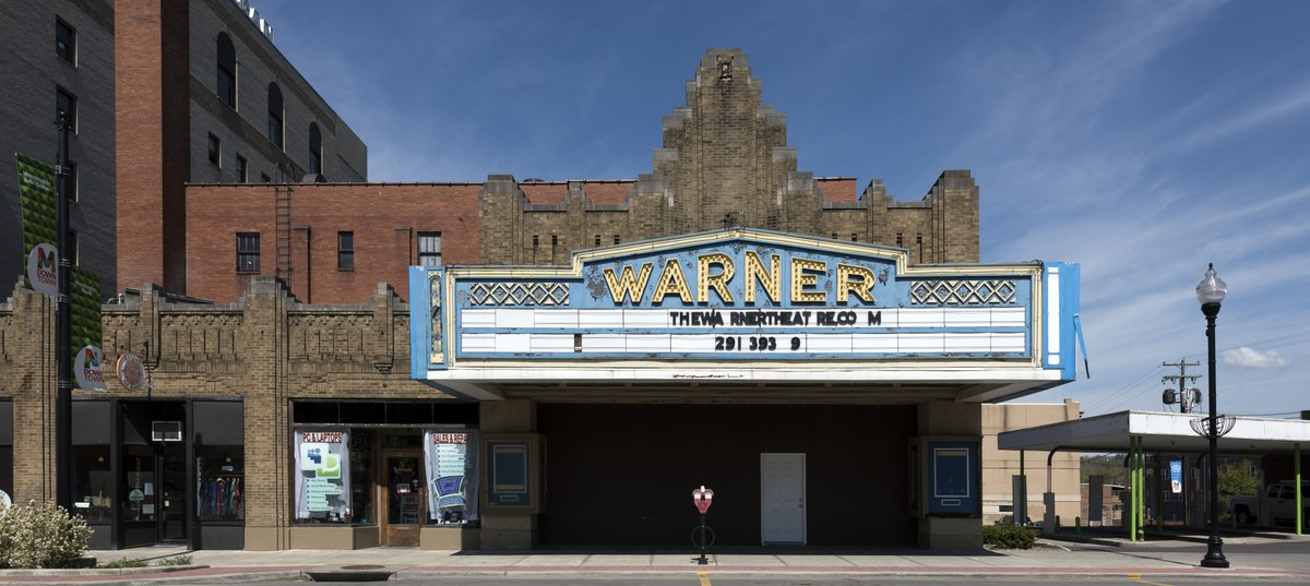 Warner Theatre Morgantown West Virginia Wikipedia