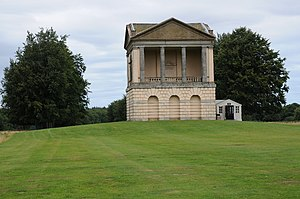 Houghton Hall - The Water Tower