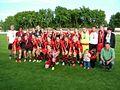 The bronze medal winner women soccer team of Dorog.jpg