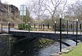 The cast iron Talbot Bridge, Maesteg - geograph.org.uk - 1573002.jpg