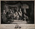 The circumcision of Christ in the Temple. Etching by Father Wellcome V0034640.jpg