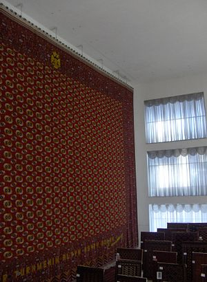 The largest carpet in the World