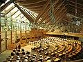 The main chamber, the Scottish Parliament - geograph.org.uk - 400523.jpg