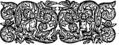 The miller of Trompington- being an exercise upon Chaucer's Reeve's tale. Fleuron T131109-3.png