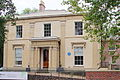 The restored home of the famous author Elizabeth Gaskell in Manchester.JPG