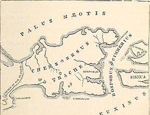 Kerch Peninsula - The Kerch Peninsula in antiquity