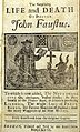 The surprizing life and death of Doctor John Wellcome L0031470.jpg