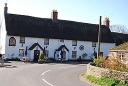 The weld Arms, East Lulworth - geograph.org.uk - 764452.jpg
